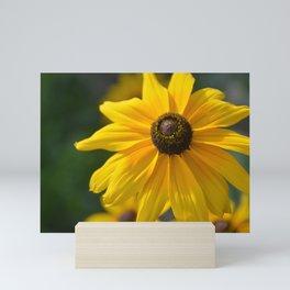 Sunny Flower Mini Art Print