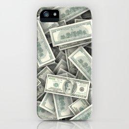 Money smile iPhone Case