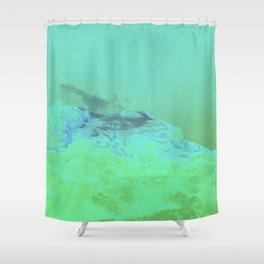 Joffre's Lapse Shower Curtain