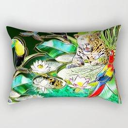 Amazonia Rectangular Pillow
