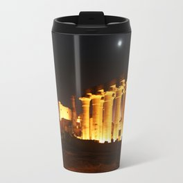 The night and the moon at Temple of Luxor, no. 29 Travel Mug