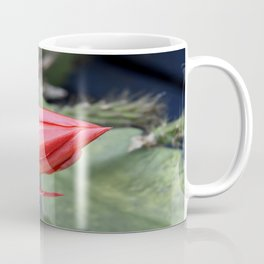Beautiful Cactus Bud Coffee Mug