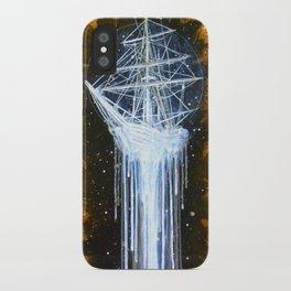 """Man-O-War II"" iPhone Case"
