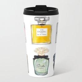 Perfume Collection Metal Travel Mug