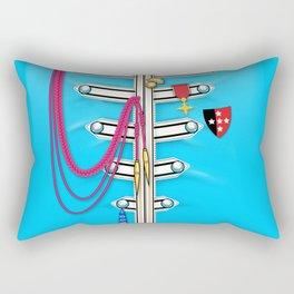 Sargeant Pepper Rectangular Pillow