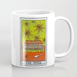 The Spices  Baker's Tarot Coffee Mug