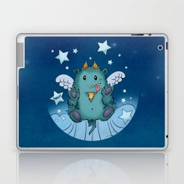 Twinkle Toes the Happy Chaos Monster Laptop & iPad Skin