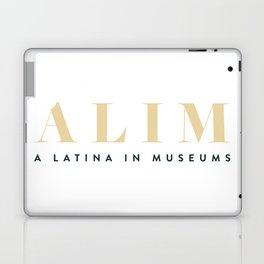 ALIM - A Latina in Museums Laptop & iPad Skin