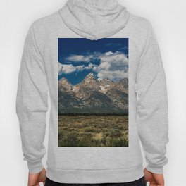 The Grand Tetons - Summer Mountains Hoody