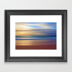 MARINE MAGIC Framed Art Print