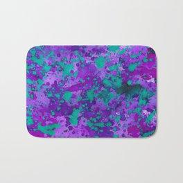 Purple Reign Bath Mat