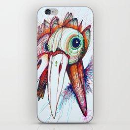 The kings birds look like balls iPhone Skin