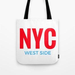 NYC West Side Tote Bag