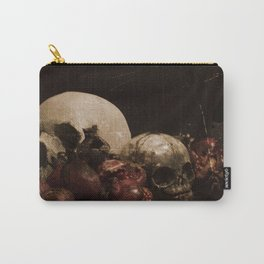 The Ripened Wisdom of the Dead Carry-All Pouch