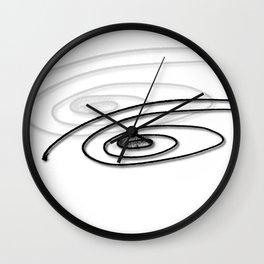 Black Eye Wall Clock