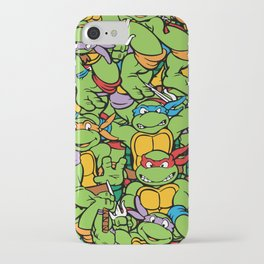 TMNT iPhone Case