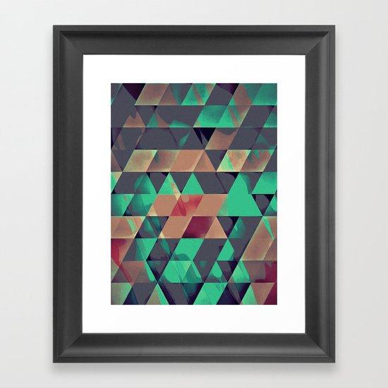 spyllx Framed Art Print