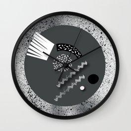 Tutti Fruti Wall Clock