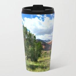 Grassy Field Travel Mug