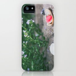 Drowned Heart iPhone Case