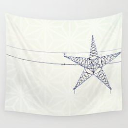 Classical sky Wall Tapestry