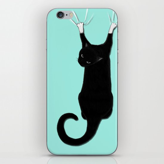 Hang iPhone & iPod Skin