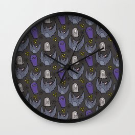 Little Bat Wall Clock
