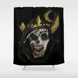 Lich Shower Curtain