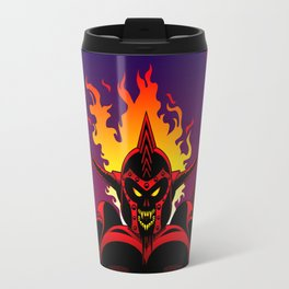 Zombie Ghost Warrior Travel Mug