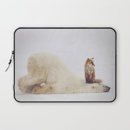 Foxy takedown Laptop Sleeve