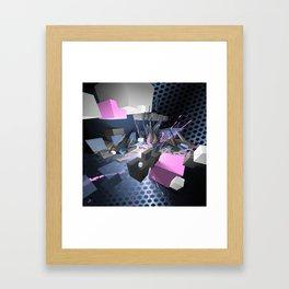 DAIMwartend Framed Art Print