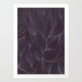 Snood Art Print