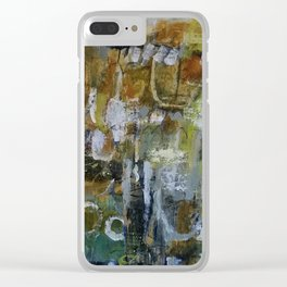 Hope keeps us alive Clear iPhone Case