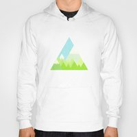 the national Hoodies featuring national park by emma method