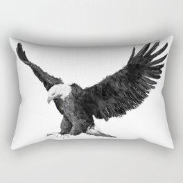 Soaring Eagle Rectangular Pillow