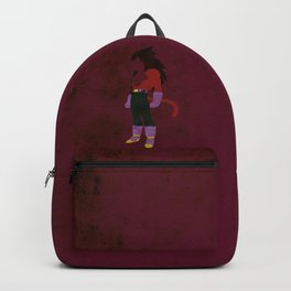 SSJ4 Saiyan Prince Backpack