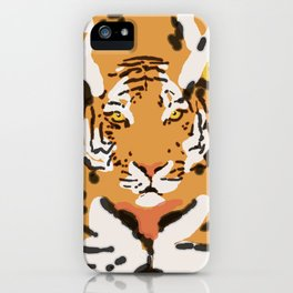 2Tigers iPhone Case