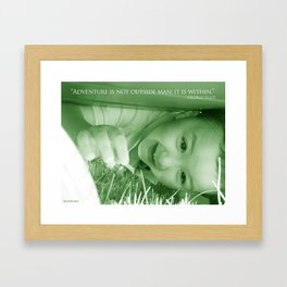 Adventure II Framed Art Print