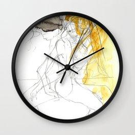 sketch II Wall Clock