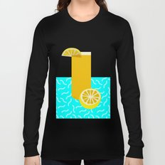 Lemonade /// www.pencilmeinstationery.com Long Sleeve T-shirt