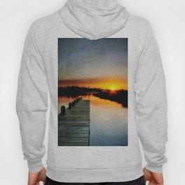Sunset Pier Hoody