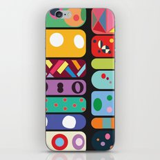 Bbbbbangle iPhone Skin