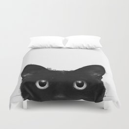 Are you awake yet? Duvet Cover