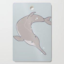 Baiji Dolphin Cutting Board