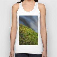 moss Tank Tops featuring Moss by Ezekiel