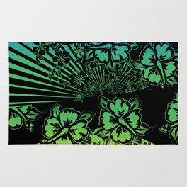 Hawaii Five-O Dark Rug