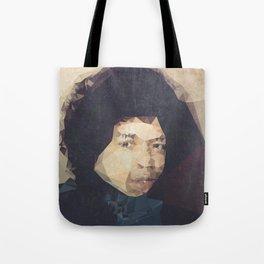 Jimi H. Tote Bag