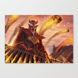 Dijuro Sensei Canvas Print