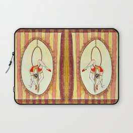 C is for Circus Laptop Sleeve