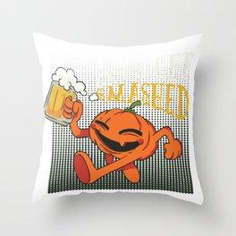 Smashed Throw Pillow